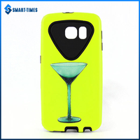 [Smart Times] Fashion Mobile Phone TPU Case for Samsung S6