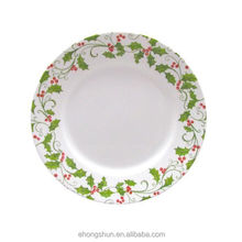 Cheap dishwasher safe restaurant plate,fine bone China porcelain dinnerware