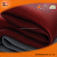 High quality 100 polyester 3d spacer mesh fabric for chair wholesale