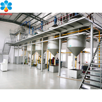 sunflower oil refinery machine /sunflower oil refinery plants /soybean oil refining machine
