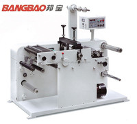 high precision automatic paper roll slitter machine with rotary die-cutting station manufacturer