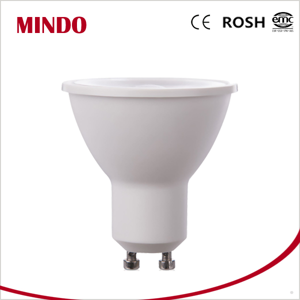 1600-2700K/2500-4000K/2000-3000K Warm Dimming GU10 High quality CCT Adjusyable and Dimmable COB led GU10