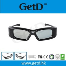 Best quality active shutter 3D DLP LINK projector 3D Glasses for all DLP LINK projector