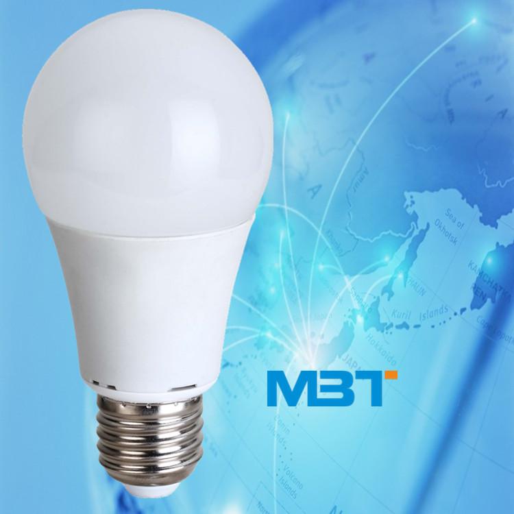 2015 New Design Led Bulb Manufacturing A60 Led Bulb Light