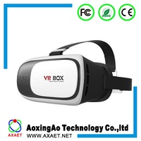 2016 New Arriving VR Head Mount 3d VR Virtual Reality Glasses Headset Bluetooth V3.0 Remote VR Controller