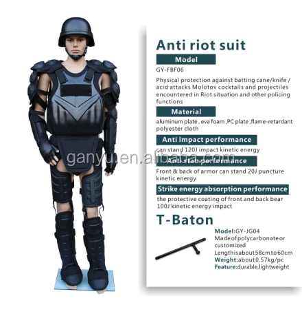 full body protection armor