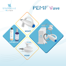 Physical Stimultation PEMF Body Slimming With Magnetic Energy Therapy