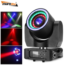 Fantastic DMX control 1*40w RGBW dance Disco light moving head and price