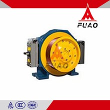 Energy saving for small shaft home lift popular elevator traction machine