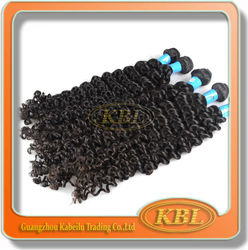 KBL high quality brazilian ocean tropic curly hair