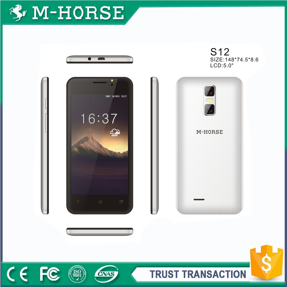 wholesale oem MT76572 5 inch android smart phone