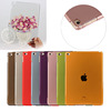 Clear hard back tablet case for iPad Mini 4, For ipad mini 4 PC case