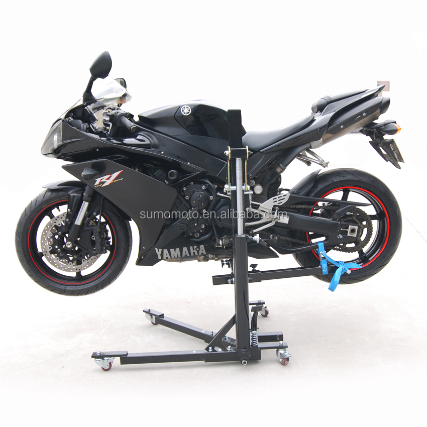 Electric Motorcycle Lift
