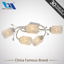 Wedding decor Living room European style led suspended ceiling light