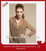 latest shirts designs new blouses fashionable 2012