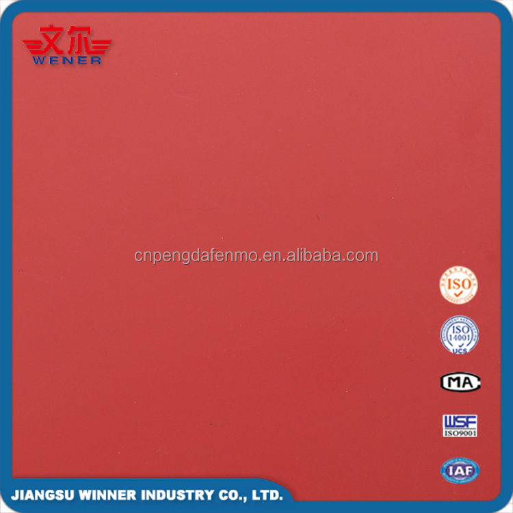 Hot new environmental solid color formica laminate board
