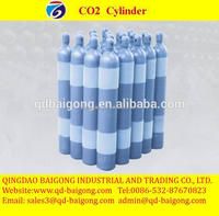 high pressure CO2 gas cylinders for storage