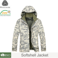 man military jacket, 100% polyester lightweight waterproof camouflage hunting jackets