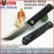(PK-5591B) Custom High-End Quality Bearing Build D2 Titanium Alloy Tactical Survival Outdoor Folding Camping Pocket Knife