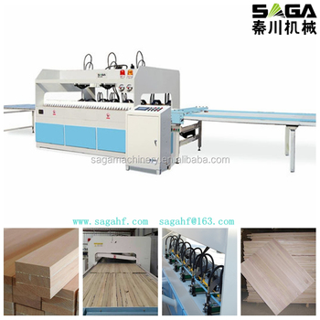 SP30-SA High Frequency Wood Board Joining Machine From SAGA