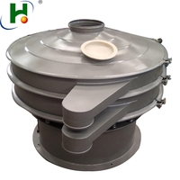 High Effficiency Rotary Vibration Sand Screens