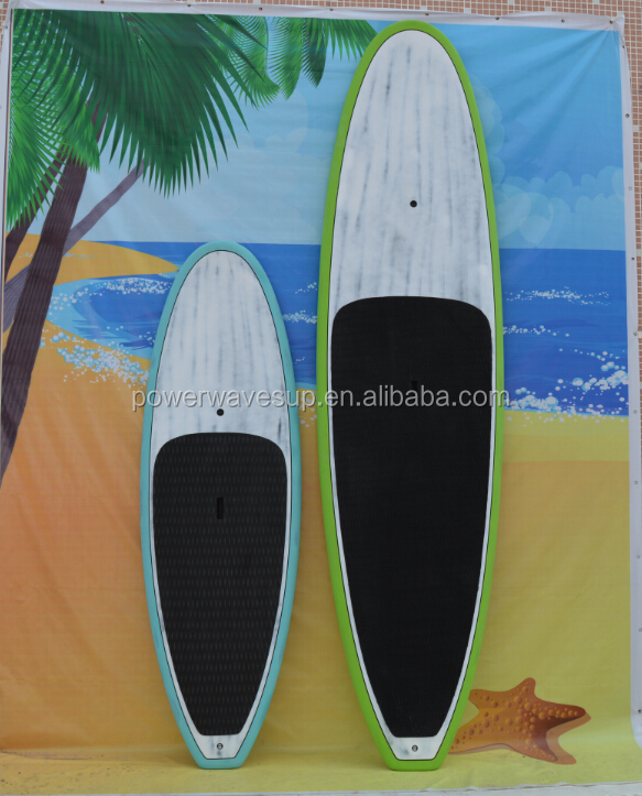OEM service high quality paddle boards EPS SUP paddle Surf epoxy board