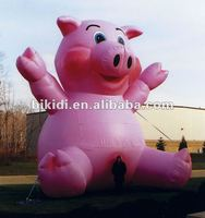 Inflatable Cartoon,inflatable pig balloon K2032