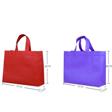 Promotional wine shopping tote fabric polypropylene laminated pp non woven bag