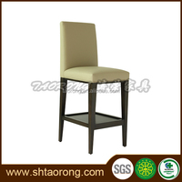 Fashion wooden bar stool china made BS-058