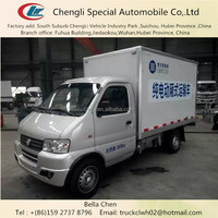 Cheap Price Mini Electric Truck, 0.5-1 ton Loading, Electric Van For Sale