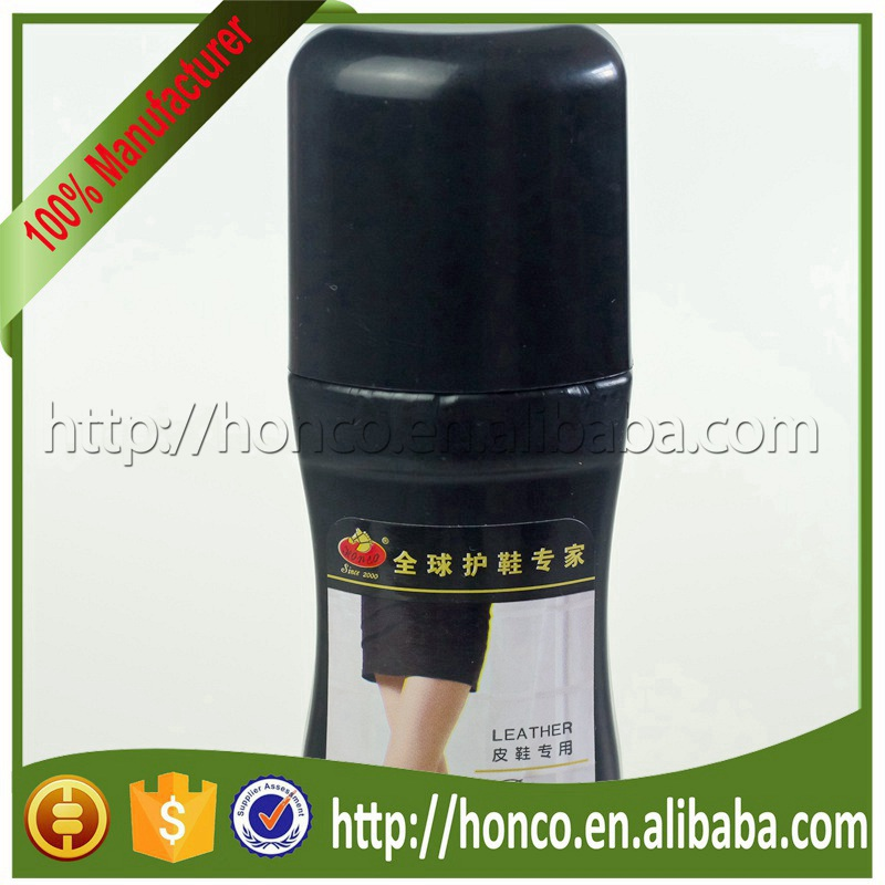 Leather Protection shoe polish sponge applicator with high quality HYLP-308
