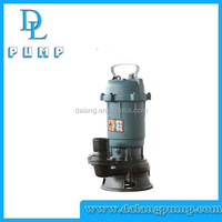 WQD submersible sewage pump with float switch 5hp pump submersible pumps