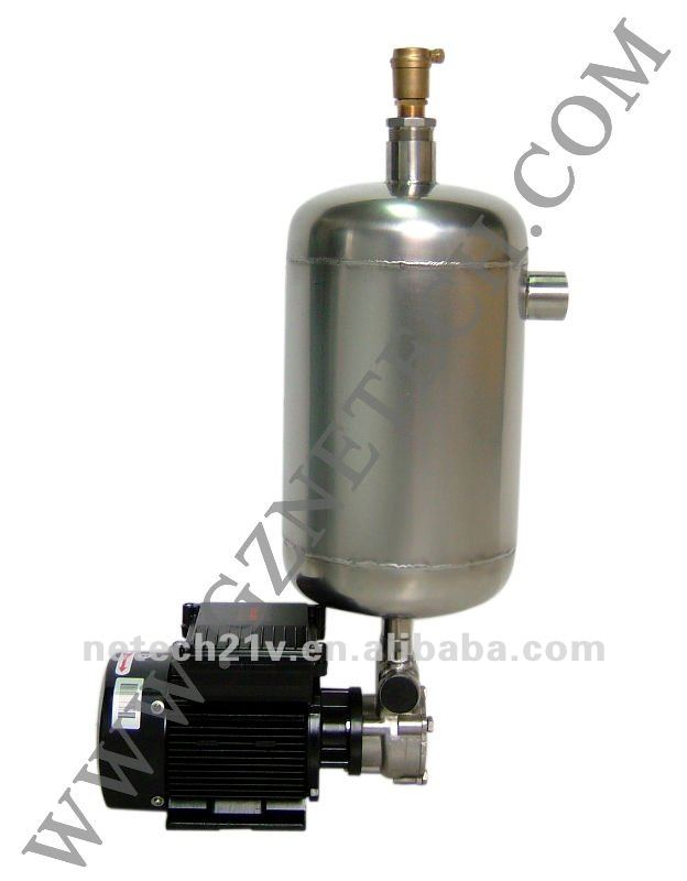 1T-12T water & ozone high-efficient mixing equipment