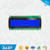 Factory Professional 16x2 character lcd module