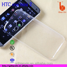 New design product for htc m8 mini phone case,for htc one m8 mini transparent case