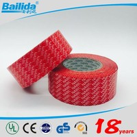 Wholesale custom logo bopp adhesive printed strapping tape for carton packing