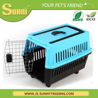 High quality pet transport box plastic vari kennel