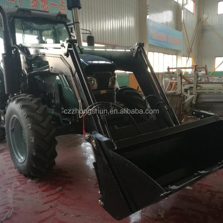 china agricultural small agriculture front loader machines farming tractors 4wd Farm Tractor with <strong>CE</strong>