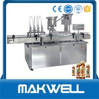 small pet filling capping machine/filling drinking water/filling plant with high quality