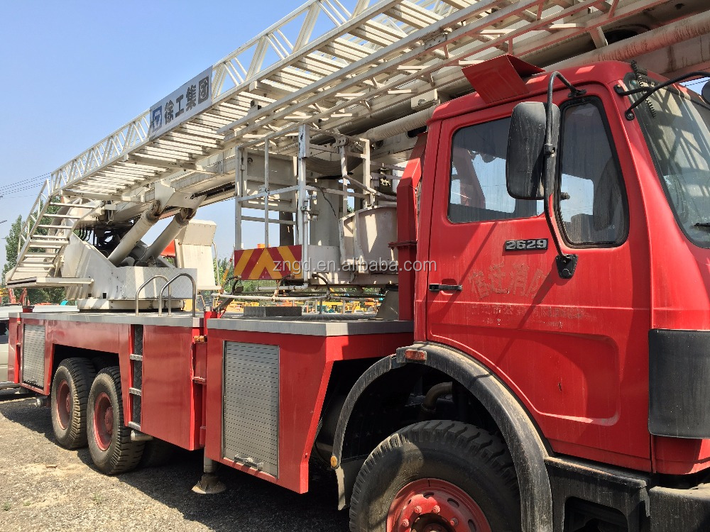 Used XCMG Remote Control Fire Fighting Truck 2629 For Sale