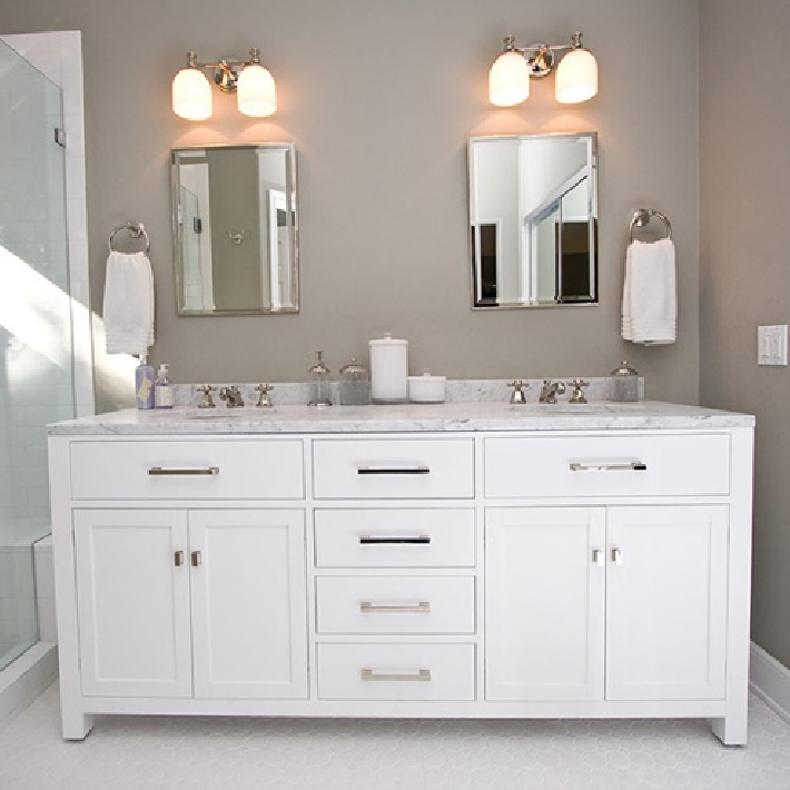 White painted particle board antique wooden bathroom vanity, bathroom medicine cabinets, sink cabinets bathroom