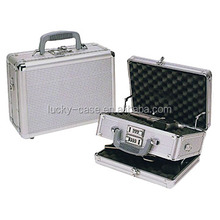 Larger Aluminum Case Double-side Instrument Tool Set Box