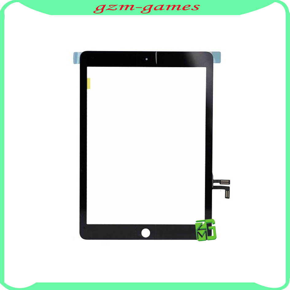Black Brand New Digitizer Touch Screen glass screen Replacement Glass for iPad Air