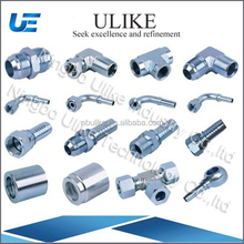 Steel plumbing fitting, Brass pipe fitting, Stainless steel hydraulic pipe fitting