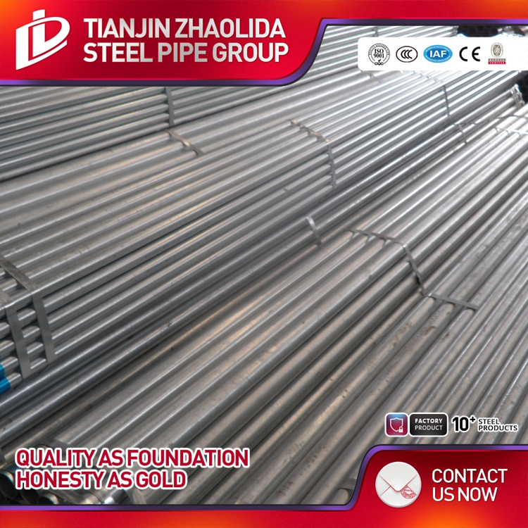 galvanised scaffold tube schedule 40 steel pipe tianjin, china mainland