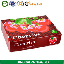 custom corrugated boxes for cherries