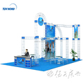 Detian Offer exhibition booth truss display systems used aluminum truss
