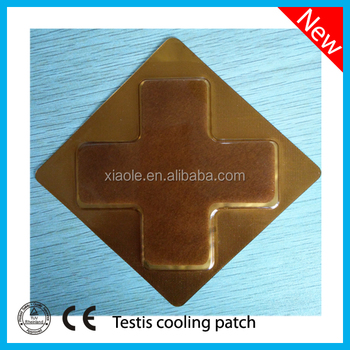 New healthcare products penis sperm increase medicine testis cooling patch help you have a baby