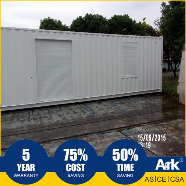 ARK Long Lifespan storage container house