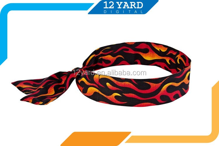 Custom soccer club protected headband basketball championships haedband